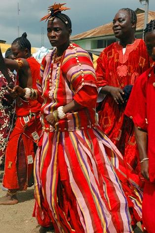 Short history of Sango: Oba koso – Yoruba Traditional & Cultural